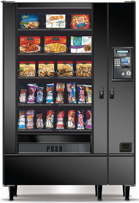 Frozen Foods Machine